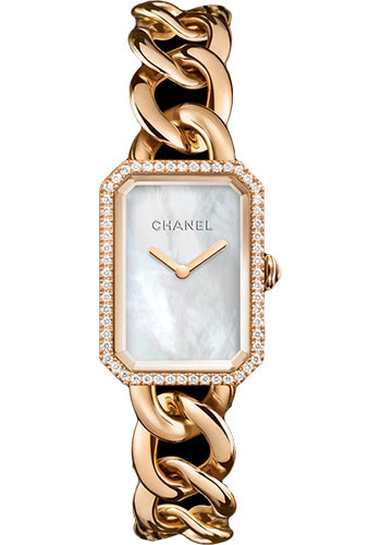 Chanel Watches - Premiere Collection 20mm Beige Gold - Style No: H4412