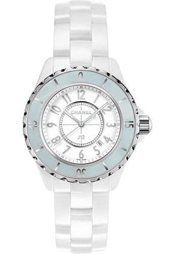 Chanel Watches - J12 White Ceramic 33mm Quartz - Style No: H4464