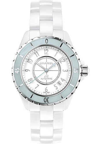 Chanel Watches - J12 White Ceramic 38mm Automatic - Style No: H4465