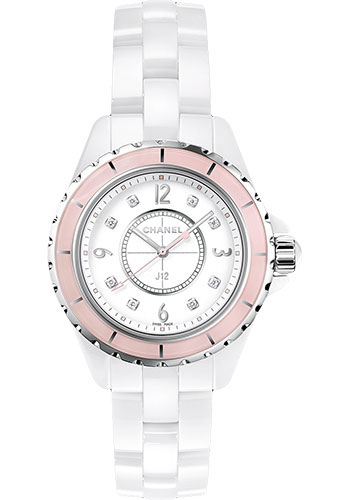 Chanel Watches - J12 White Ceramic 29mm Quartz - Style No: H4466