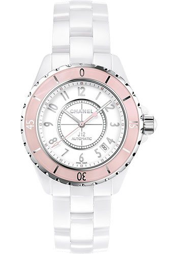 Chanel Watches - J12 White Ceramic 38mm Automatic - Style No: H4468