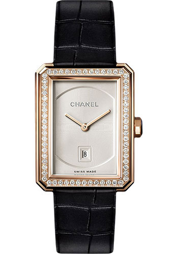 Chanel Watches - Boy-Friend Medium Size - Style No: H4469