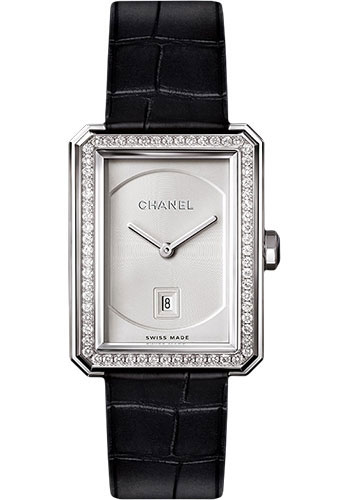 Chanel Watches - Boy-Friend Medium Size - Style No: H4470