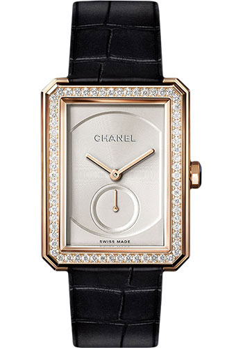 Chanel Watches - Boy-Friend Large Size - Style No: H4471