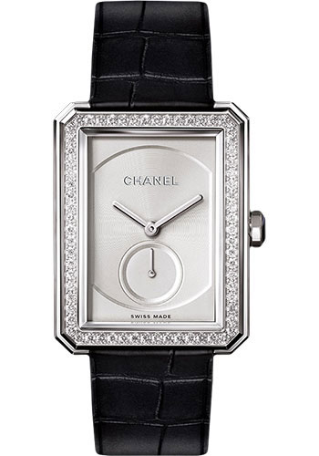 Chanel Watches - Boy-Friend Large Size - Style No: H4472