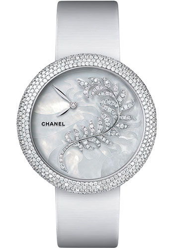 Chanel Watches - Mademoiselle Prive 37.5mm Quartz - Style No: H4587