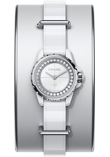 Chanel Watches - J12 White Ceramic 19mm Quartz - Style No: H4664