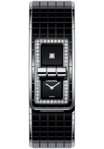 Chanel Watches - Code Coco Steel and Ceramic - Style No: H5148