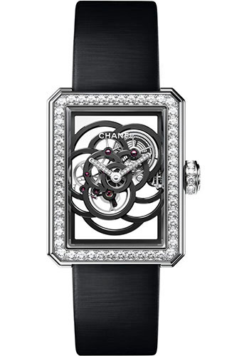 Chanel Watches - Premiere Collection Camelia Skeleton - Style No: H5251