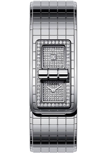 Chanel Watches - Code Coco Stainless Steel - Style No: H5812