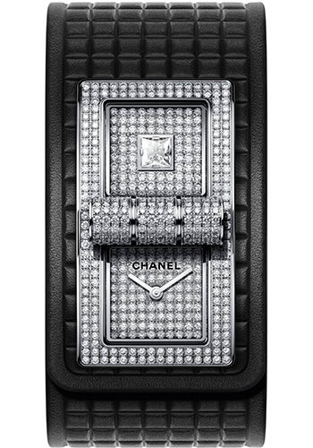 Chanel Watches - Code Coco White Gold - Style No: H6018