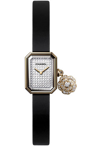 Chanel Watches - Premiere Collection Extrait de Camelia - Style No: H6362
