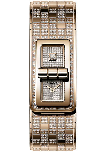 Chanel Watches - Code Coco Beige Gold - Style No: H6369