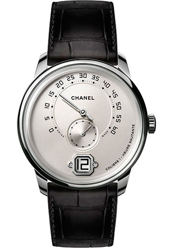 Chanel Watches - Monsieur White Gold - Style No: H6672