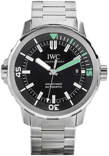 IWC Watches - Aquatimer Automatic - Style No: IW329002