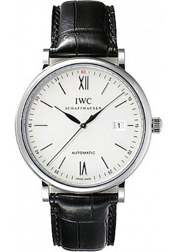 IWC Watches - Portofino Automatic - Stainless Steel - Style No: IW356501