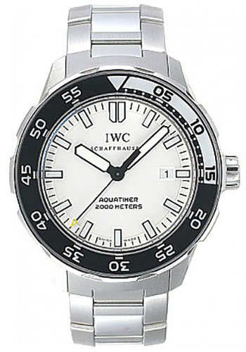 IWC Watches - Aquatimer Automatic 2000 - Style No: IW356809