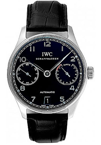 IWC Watches - Portuguese Automatic - Stainless Steel - Style No: IW500109