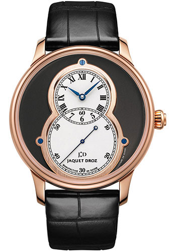 Jaquet Droz Watches - Grande Seconde Circled 43mm - Style No: J003033203