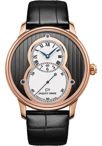 Jaquet Droz Watches - Grande Seconde Circled Cotes De Geneve 43mm - Style No: J003033338