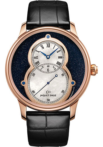 Jaquet Droz Watches - Grande Seconde Circled Aventurine 43mm - Style No: J003033343