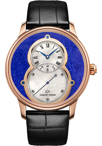 Jaquet Droz Watches - Grande Seconde Circled Lapis Lazuli 43mm - Style No: J003033363