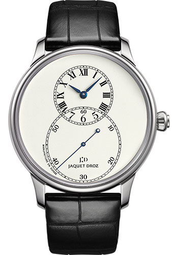 Jaquet Droz Watches - Grande Seconde Enamel 43mm - Style No: J003034201