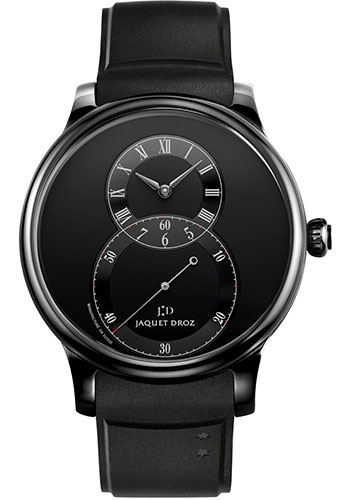 Jaquet Droz Watches - Grande Seconde Ceramic - Style No: J003035211