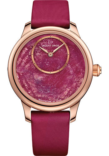 Jaquet Droz Watches - Petite Heure Minute 35mm - Style No: J005003270