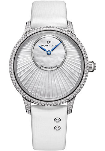 Jaquet Droz Watches - Petite Heure Minute 35mm - Style No: J005004570