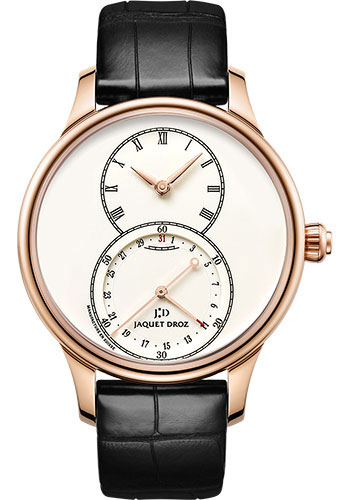 Jaquet Droz Watches - Grande Seconde Quantieme 39mm - Style No: J007013200