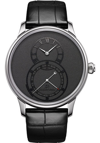 Jaquet Droz Watches - Grande Seconde Quantieme 43mm - Style No: J007030240