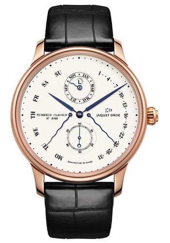 Jaquet Droz Watches - Astrale Perpetual Calendar - Style No: J008333201
