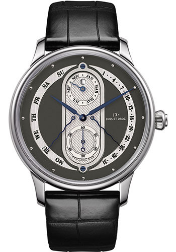 Jaquet Droz Watches - Astrale Perpetual Calendar - Style No: J008334201