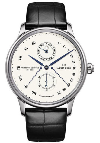 Jaquet Droz Watches - Astrale Perpetual Calendar - Style No: J008334202