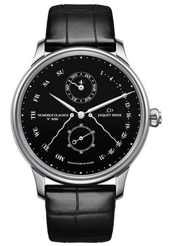 Jaquet Droz Watches - Astrale Perpetual Calendar - Style No: J008334210