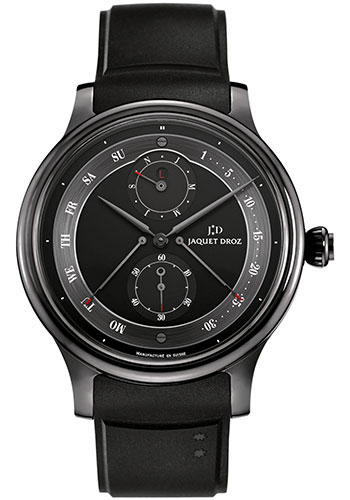 Jaquet Droz Watches - Astrale Perpetual Calendar - Style No: J008335401
