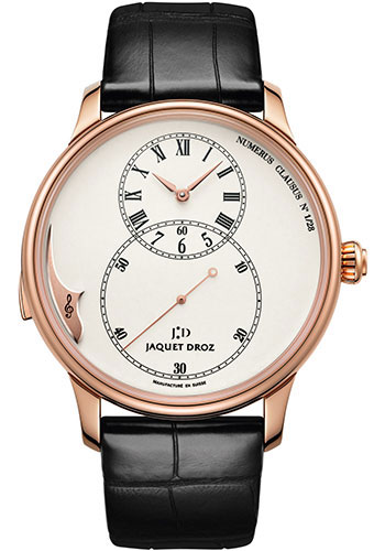 Jaquet Droz Watches - Grande Seconde Minute Repeater - Style No: J011033202