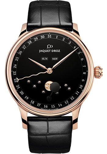 Jaquet Droz Watches - Astrale The Eclipse - Style No: J012633202