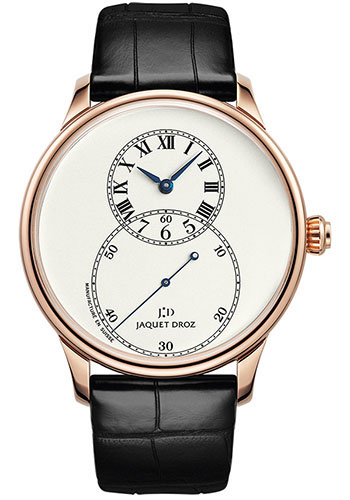 Jaquet Droz Watches - Grande Seconde Enamel 39mm - Style No: J014013201