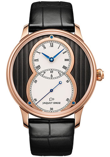 Jaquet Droz Watches - Grande Seconde Circled Cotes De Geneve 39mm - Style No: J014013240