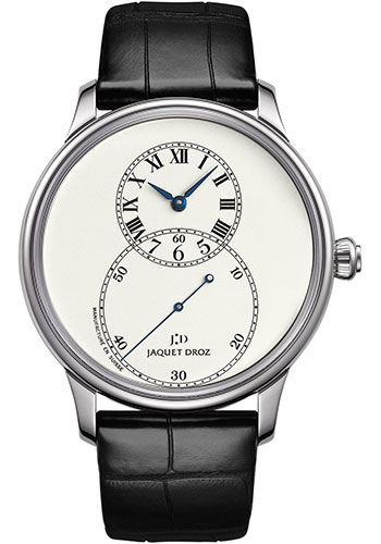 Jaquet Droz Watches - Grande Seconde Enamel 39mm - Style No: J014014201