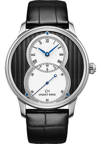 Jaquet Droz Watches - Grande Seconde Circled Cotes De Geneve 39mm - Style No: J014014276