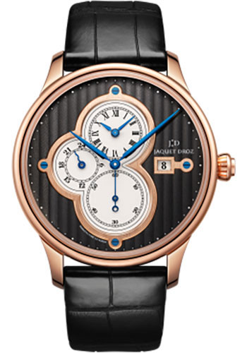Jaquet Droz Watches - Astrale The Time Zone - Style No: J015133240