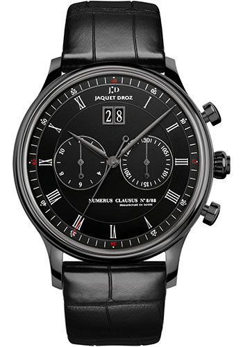 Jaquet Droz Watches - Astrale Chrono Grande Date - Style No: J024038201