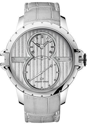 Jaquet Droz Watches - Grande Seconde SW Stainless Steel - Style No: J029020242