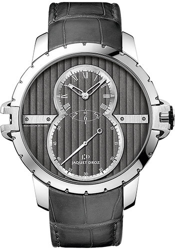 Jaquet Droz Watches - Grande Seconde SW Stainless Steel - Style No: J029030245