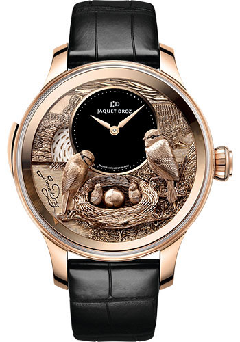 Jaquet Droz Watches - Les Ateliers D'Art The Bird Repeater - Style No: J031033202