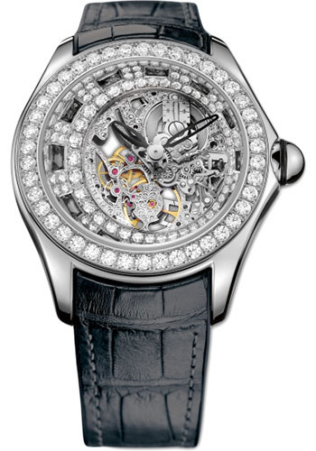 Corum Watches - Bubble Bubbliamonds High Jewellery Skeleton - Style No: L055/02978