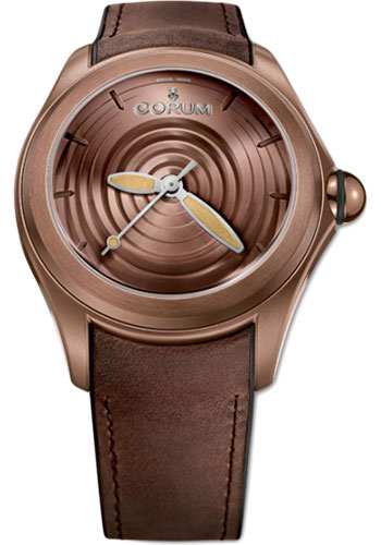 Corum Watches - Bubble 47 mm - Art - Style No: L082/02848 - 082.311.98/0062 0P01R